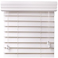 Buyer S Gallery Faux Wood Stock Blinds Toronto Canada